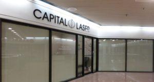 Capital Laser Hair Removal Entrance