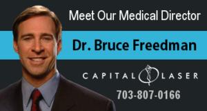 Meet Our Director Dr. Bruce Freedman - Capital Laser